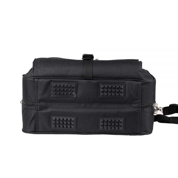 Kuboq Xbox One console multi-function carrying case (Black)