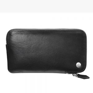 Melkco Easy Pouch Large (Black - Lamma Belly)