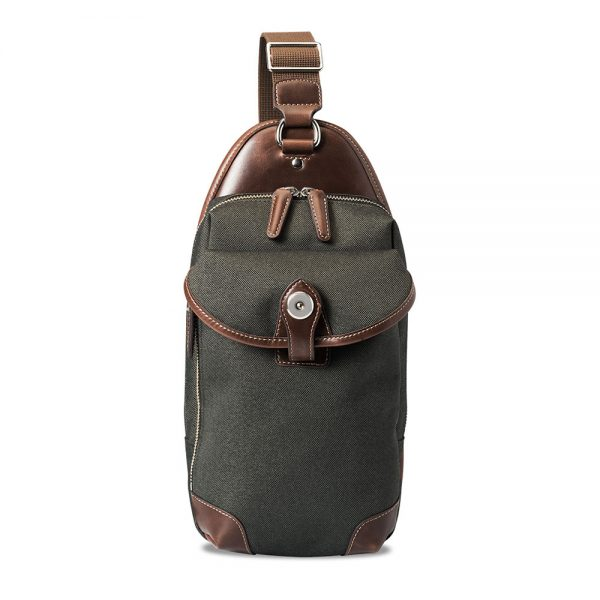 Melkco Explorer Series Sling Bag x Japan design (Grey)