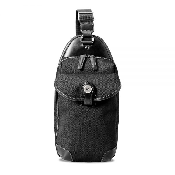 Melkco Explorer Series Sling Bag x Japan design(Black)