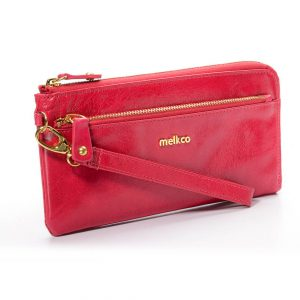 Melkco Fashion Leather Purse Sarina Series Style